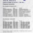 Turneul de hochei pe gheata CUPA VIITORUL HOCHEIST 2015