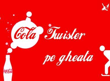 Coca Cola Twister Party